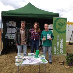 South Lanarkshire Greens