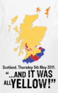 Prelude to a referendum - the SNP's unprecedented majority in 2011