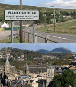 Wanlockhead and Hawick