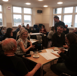 Discussing how North Berwick can become more resilient