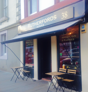 Rutherford's in Kelso, Scotland's first micro micropub