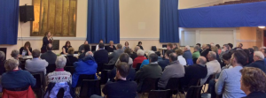 Innerleithen hustings organised by TAG